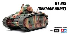 B1 Bis - German Army