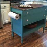 ​Kitchen Island from Dressy Isles