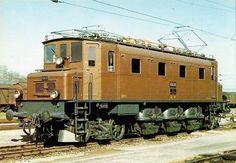 Schweizerische Bundesbahnen (SBB) / Chemins de fer fédéraux suisses (CFF) / Ferrovie Federali Svizzere (FFS), Ae 3/6 l 10601 (1920)
