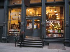 If you're ever in NYC, visit Housing Works Bookstore Cafe, where they sell… The Places Youll Go, Places To Go, Housing Works, A New York Minute, Voyage New York, Empire State Of Mind, I Love Nyc, New York City Travel, City That Never Sleeps
