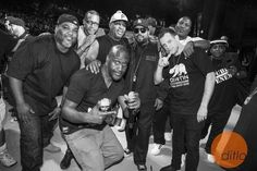 Kings Of The Mic Tour 2013 with LL Cool J, Z-Trip, De La Soul, Ice Cube and PE