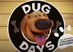 ¡Vuelve Dug! Pixar estrena nuevas aventuras protagonizadas por el genial y parlanchín perro de Up | SrPerro, la guía para animales urbanos. Cat Stevens, American Bully, Fox Terrier, Whippet, Dog Bowls, Pixar, Scooby Doo, Up, Dogs