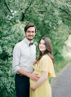 Here is part two of this beautiful maternity session with my sweet sister  and her husband. If you missed part one view it here.I love natural  maternity sessions, especially when I get to shoot film! There is just  something about film that I can't replicate with digital even though I  try!If