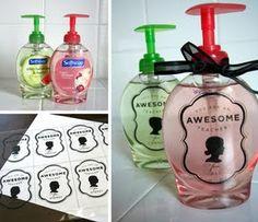 A useful and cute gift idea for teachers