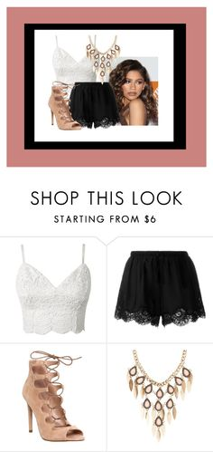 """#74"" by the-sassy-1 on Polyvore featuring Coleman, Twin-Set, Office and Charlotte Russe"