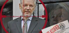 Hillary Clinton Pondered a Drone Strike to Silence Wikileaks Founder Julian Assange?