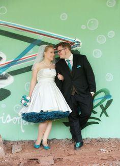 Hochzeit am Dienstag: Mel