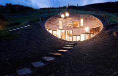 Villa Vals, Switzerland