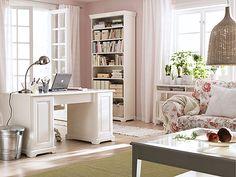 Wohnzimmer im Skandinavischen Stil: Skandinavisches Wohnzimmer in Rosé - Wohnen & Garten