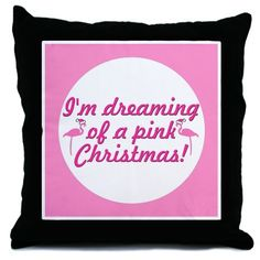Pink Flamingo Christmas!