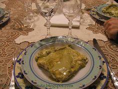 La Montagna Incantata: Un pranzo da chef per il compleanno di mio marito