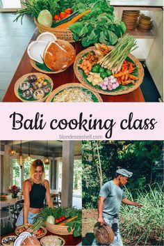 Best Bali cooking school! Authentic cooking class in Ubud, Bali
