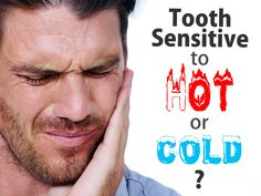 If your teeth are hypersensitive to hot or cold, consider trying a toothpaste designed for sensitive #teeth. If symptoms continue, Call Synergy Dental Group to schedule an examination.