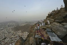 My biggest accomplishment was when i climbed this mountain in saudia arabia🙏