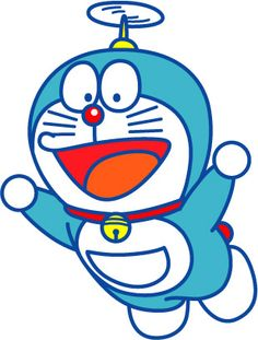 My fave cartoon ''DORAEMON'' juz love it like anything....itz a cartoon abt a boy whoz grandson frm d future sendz a robot cat(doraemon)2 make hiz grand father 2 b a much better n sucessful person in life........nobita alwayz uses doraemons gadgetz n fallz in trouble in d end............