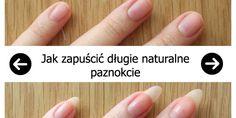 Na pewno wiele z was ma problem z zapuszczeniem paznokci. Są one łamliwe, rozdwajają się i trzeba je obciąć. A to niestety psuje nam humor. Dlatego dzisiaj przedstawię wam 4 sposoby na zdrowe i