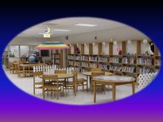 Elementary Library Learning Commons