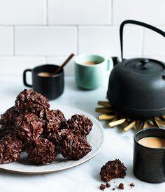 baci 朱古力|BACI|Recipe for baci by Nadine Ingram from Sydney bakery Flour & Stone.|#Recipe