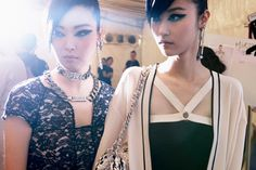 BACKSTAGE CRUISE 2013/14 SHOW – Chanel News - Fashion news and behind the scene features