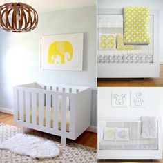 Theme of the day is yellow. We simply love the yellow accents in each of these images. Which one is your favorite?