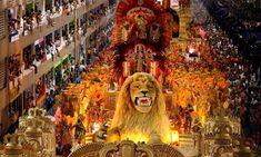 Rio Carnival. Rio de Janeiro, Brazil