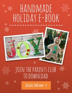 Holiday craft ideas from Elmers glue