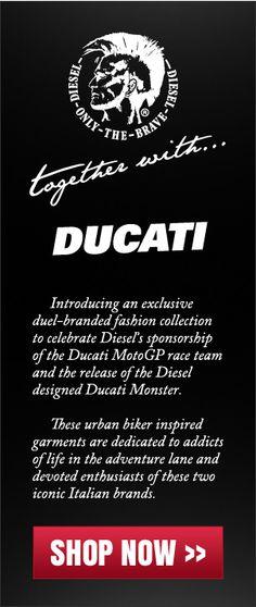 Diesel & Ducati