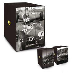 Segregator Box Ferrari Retro Collection   FERRARI HOME   Fbutik   Scuderia Ferrari Collection