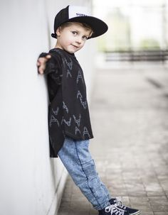 Bluzka BLACK ICE | Loose Moose | SHOWROOM Kids