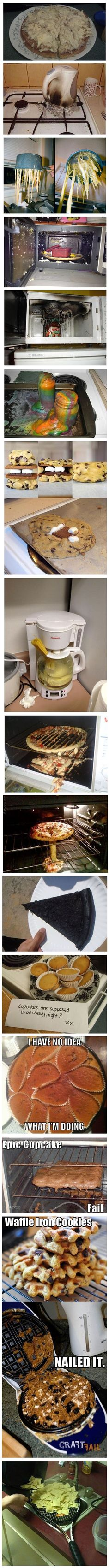 People who cook worse than you. This makes me feel better about my life...
