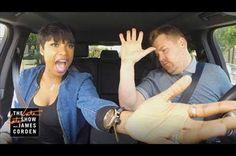 video Ordering at Astro Burger Watch this Jennifer Hudson Carpool Karaoke James Corden
