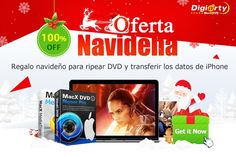 MacX DVD Ripper Pro, consigue gratis el mejor programa para rippear DVDs - http://www.actualidadiphone.com/macx-dvd-ripper-pro/