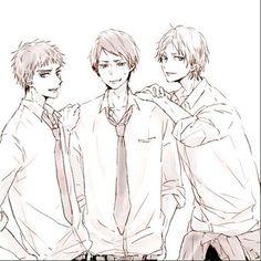 Kuroko's Basketball, Kuroko No Basket, Manga Games, Haikyuu, Art Forms, Geek Stuff, Fandoms, Photo And Video, Anime Boys