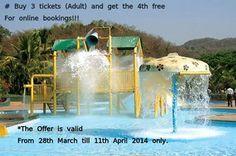 New offer at Panoramic Resort, Karnala.