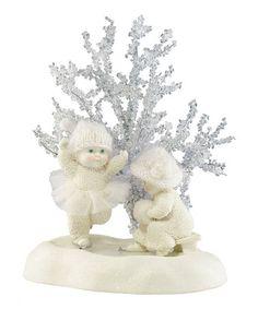 Dream Skating by Moonlight Snowbabies Figurine - Department 56