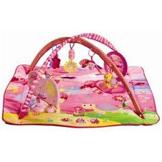 Het #Tiny Love Gymini Princess is echt een speelkleed voor prinsesjes!  Het merk Tiny Love staat voor het stimuleren van de ontwikkeling van baby's.  #speelgoed