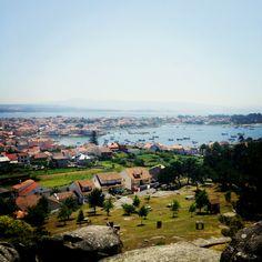 Illa da Arousa, my hometown!!