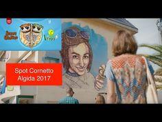 Pubblicità Cornetto Algida 2017 - Spot canzone Tiziano Ferro - YouTube