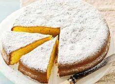 Mandalinalı Kek Tarifi - Resimli Kolay Yemek Tarifleri
