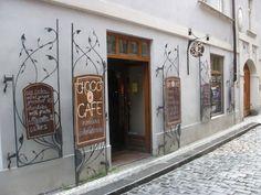 Choco Café, Prague