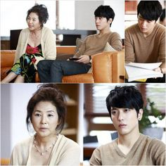 Yonghwa and veteran actress Go Doo Shim bond as grandson and grandma on 'The Future Choice'