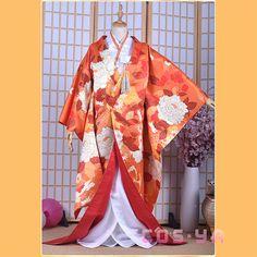 神様はじめました 新婚編 桃園奈々生 着物 和服 新婚花嫁 白無垢 Nanami, Tomoe, Kimono Fashion, Cosplay Costumes, Kimono Top, Darkness, Dark