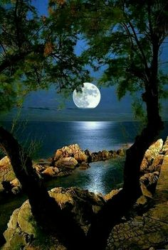 Ideas photography nature beautiful landscapes for 2019 Beautiful Moon, Beautiful World, Beautiful Places, Beautiful Pictures, Beautiful Scenery, Beautiful People, Moon Pictures, Nature Pictures, Shoot The Moon