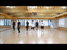 GOT7 Around The World Dance Practice (Front Version) - YouTube