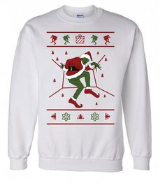Hot Line Bling Grinch Ugly Christmas Sweater by UnitedTeesUSA