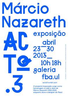 Acto.3 — Márcio Nazareth
