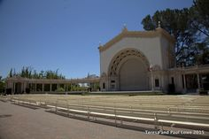 When you visit Balboa Park in beautiful downtown San Diego, take advantage of the concerts in the park and other events throughout the summer!