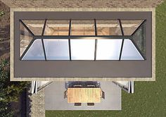 Our range of UPVC Roof Lanterns are ideal for the trade DIYer and Property Developers. Featuring multiple brands of UPVC Roof Lights, there will be an item to suit your need here. As a UPVC Roof Lantern Installer we only offer the highest quality of servi Garden Room Extensions, House Extensions, Kitchen Extensions, Brick Extension, Rear Extension, Extension Ideas, Orangery Extension, Dormer Roof, Roof Lantern