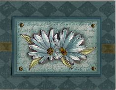 Bayou Blooms using Stampin Up In Full Bloom