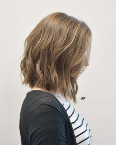 Bob Haircut by Jesse Wyatt #hair #haircut #bobcut #jessewyatt